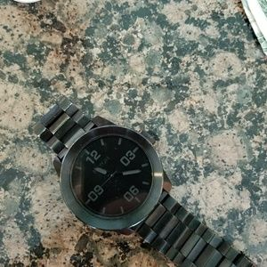 "Nixon ""The Corporal"" Watch"